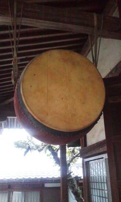 Kusatu_otera_taiko