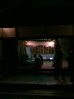 草津宿本陣で聴く篠笛の音は…。
