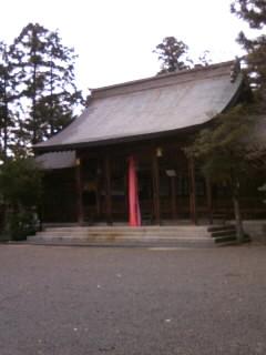 Hatumoude_kurimioomiyasan
